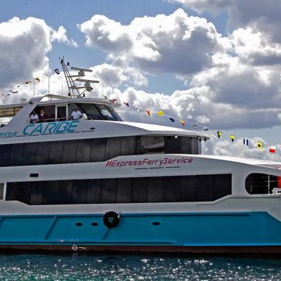 Dice Apiqroo que le toca a la Capitanía de Puerto determinar suspensión de operaciones de Barcos Caribe por mal funcionamiento