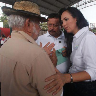 Inicia Laura Fernández este martes programa 'Presidenta en tu colonia' en la colonia Zetina Gasca
