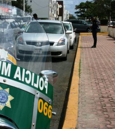 Anuncian tarjetones turísticos como antídoto contra extorsiones policiacas y para regular a arrendadoras