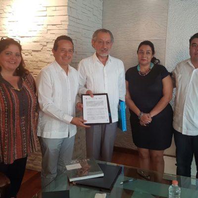ICHKABAL DETONARÁ AL TURISMO: Firman Sedetur y el INAH convenio para invertir hasta 12 mdp en zona arqueológica de Bacalar