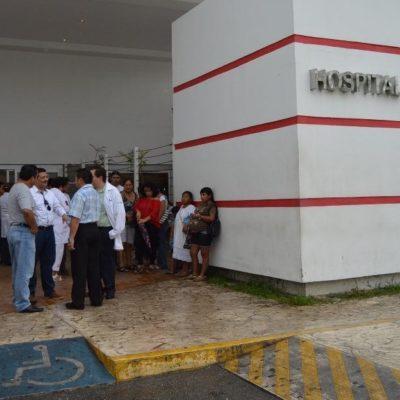 Niegan negligencia médica en el Hospital General