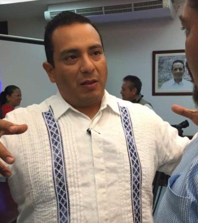 Que no habrá sobresueldos ni tolerancia para malos funcionarios, dice Oficial Mayor