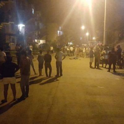 'JUSTICIERO' AL VOLANTE: Mata taxista a dos presuntos asaltantes en Tabasco