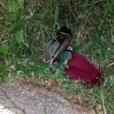 VIOLENCIA EN TABASCO: Encuentran cuerpo de mujer ejecutada y calcinada en Huimanguillo