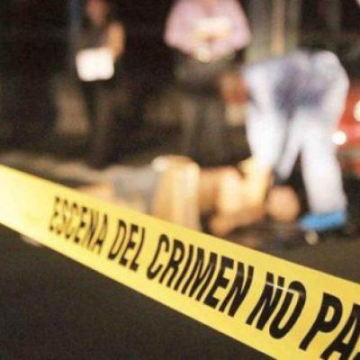 DESATADA VIOLENCIA EN TABASCO: Ejecutan a 5 personas en diferentes puntos del estado; a jovencita le dieron dos balazos en la cabeza