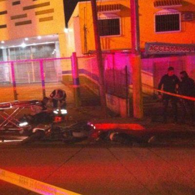 Se enfrentan policías y ladrones en Villahermosa: un muerto y un herido