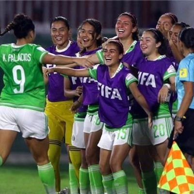 Avanza Tri femenil a cuartos de final en Copa del Mundo