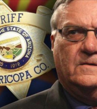 Después de 23 años, tumban a José Arpaio, el polémico alguacil antiinmigrante de Arizona