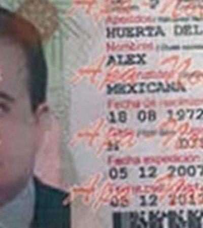 Detienen en Chiapas a joven con pasaportes falsos y con fotografías de ex Gobernador Javier Duarte y su esposa
