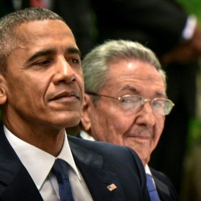 """Amenaza Trump a Cuba con frenar apertura económica """"si no está dispuesta a alcanzar un mejor acuerdo"""""""