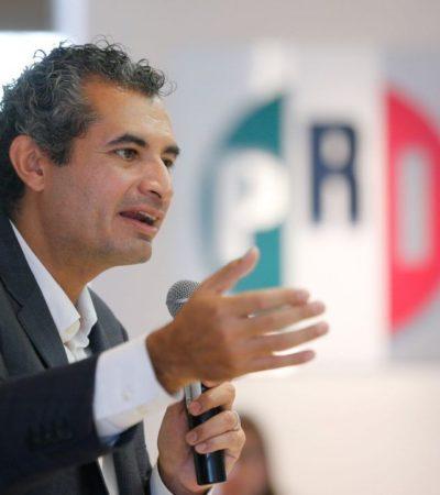 Sigue PRI analizando los casos de otros ex gobernadores acusados de corrupción como el caso de Roberto Borge o César Duarte
