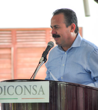 Termina programa de entrega de lámparas ahorradoras: Julián Ricalde