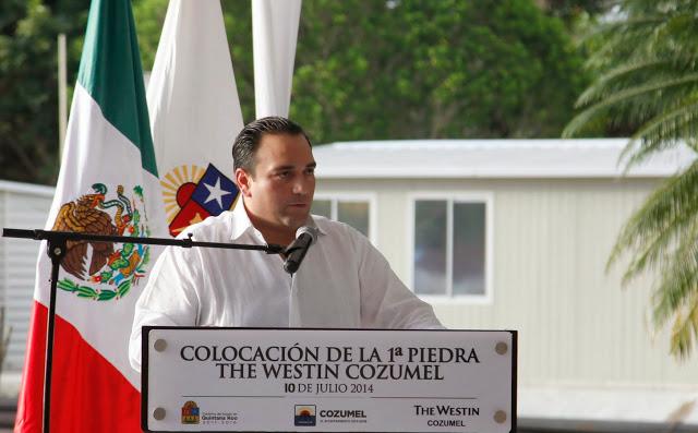 SIGUE LA MATA DANDO: Denunciarán a Borge por peculado por construcción de hotel en Cozumel con presuntos recursos públicos