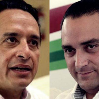 """PIDE CARLOS 'ALERTA MIGRATORIA' PARA BORGE: Dice Gobernador que no descartan que quiera fugarse """"para evitar enfrentar la justicia"""""""