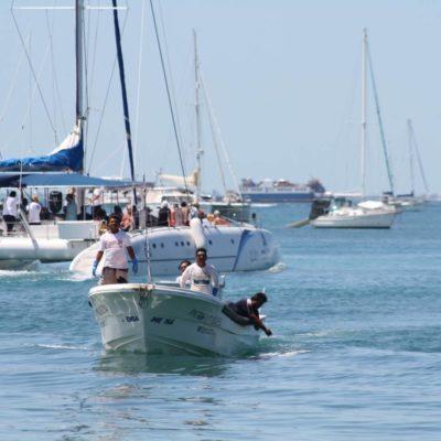 Denuncian incremento de robos en altamar en Campeche