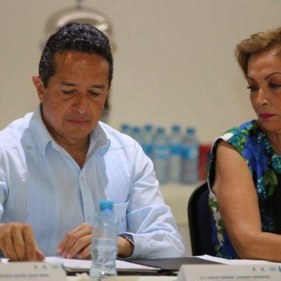 No rehuirá Gobernador problema de 'alerta de género' y dice que se actuará para combatir la violencia contra las mujeres