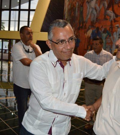 """Pide Carlos Mario """"tiempo y confianza"""" en denuncias contra Borge"""