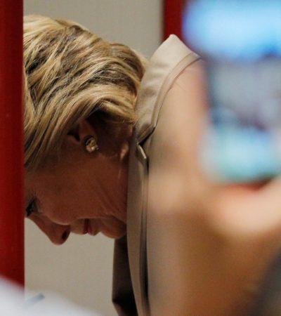 Demócratas en EU buscan culpables de la debacle electoral