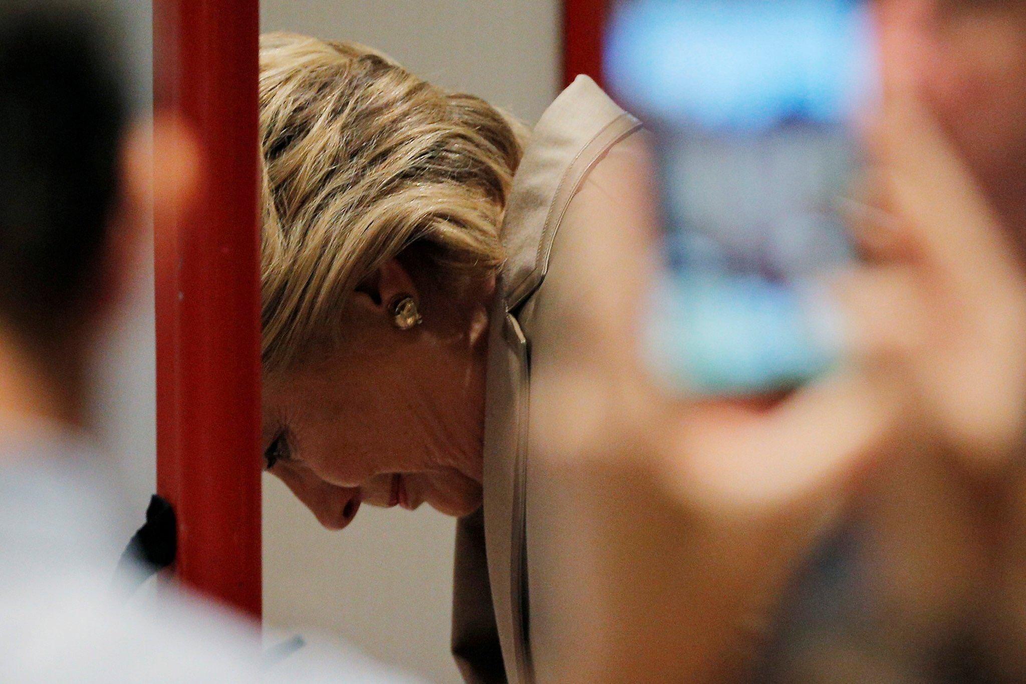 """HABLA HILLARY Y ACEPTA EL TRIUNFO DE TRUMP: """"Yo sé que se sienten desalentados, porque yo me siento igual"""", dice la candidata demócrata en EU"""