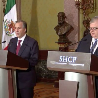 TRATA MÉXICO DE CALMAR MERCADOS: Tras triunfo de Trump, SHCP y Banxico se guardan para más adelante anunciar medidas frente a volatilidad