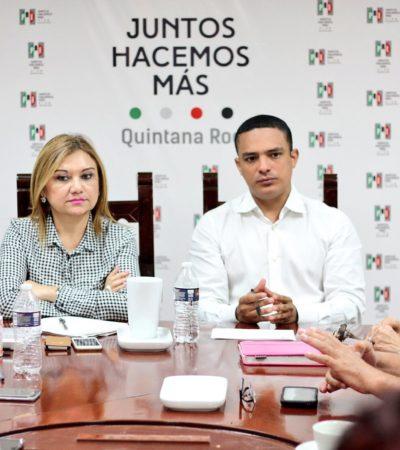 Presenta el PRI de Raymundo King iniciativa para implementar el Sistema Nacional Anticorrupción en Quintana Roo