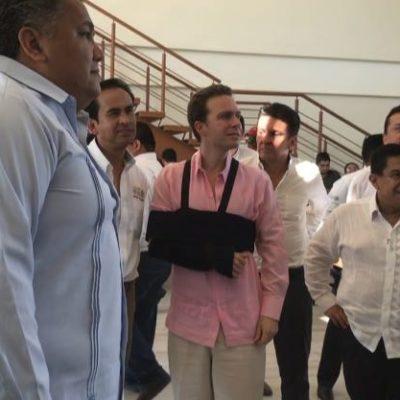 """""""SOLO FUERON ALGUNOS GOLPES"""": Reaparece el 'charro' Velasco tras caer de un caballo en Chiapas"""