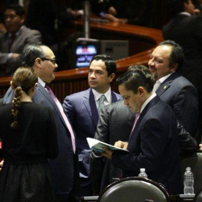 """""""QUE NO QUEDE NADA IMPUNE"""": Denuncias contra ex Gobernadores afectan la imagen del PRI, admite diputado Toledo Medina"""