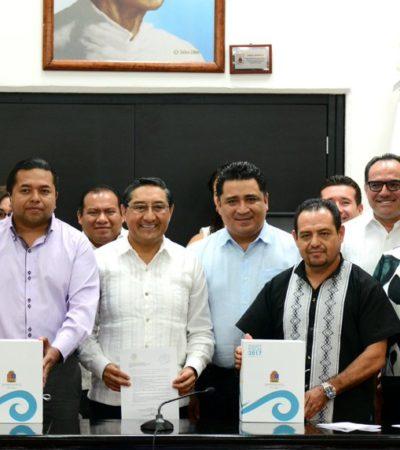 NO HABRÁ SUBSIDIOS, PERO TAMPOCO VERIFICACIÓN O TENENCIA: Presentan al Congreso paquete presupuestal por 26 mil mdp para el 2017