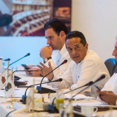 Designan a Carlos Joaquín presidente de la Comisión de Desarrollo Social y Pueblos Indígenas de la Conago