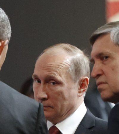 Obama y Putin tienen en Lima su último encuentro antes de que el estadounidense deje la Casa Blanca