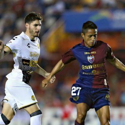 TROPIEZA EL POTRO EN CASA: Cae Atlante 3-2 ante Dorados en el partido de ida de la Final de la Liga de Ascenso