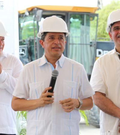 Lanza Carlos Joaquín programa de reparación de calles en Bacalar y Chetumal