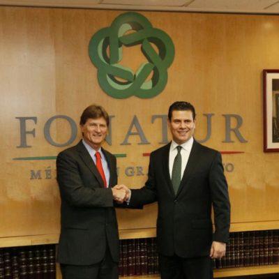 Designan a Miguel Alonso Reyes, ex Gobernador de Zacatecas, como nuevo director de Fonatur