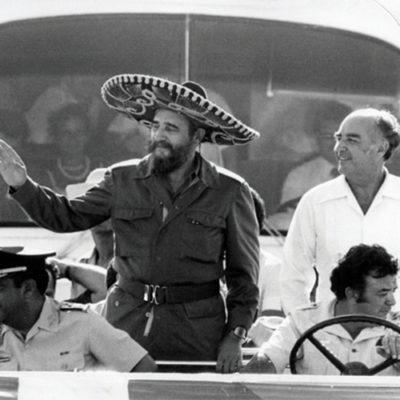 EL PASO DE FIDEL POR QUINTANA ROO: El comandante cubano arribó en 2 ocasiones al estado y Cozumel fue su puerta de entrada