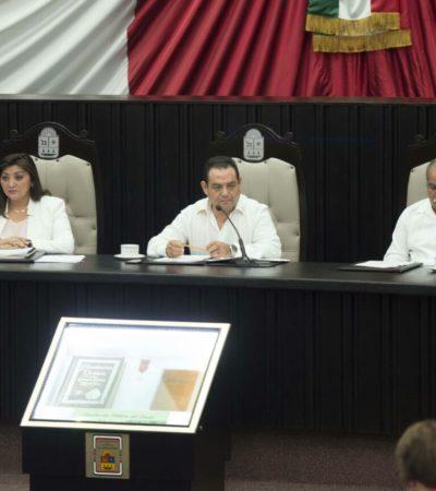 Aprueban diputados leyes de ingresos de siete municipios