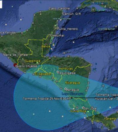 Se forma tormenta 'Otto' en el Caribe, pero no representa peligro para la península yucateca