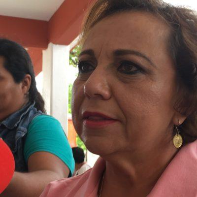"""""""QUE SE PREOCUPEN QUIENES COMETIERON ILÍCITOS"""": Alistan auditorías federales en la Apiqroo, confirma Alicia Ricalde"""