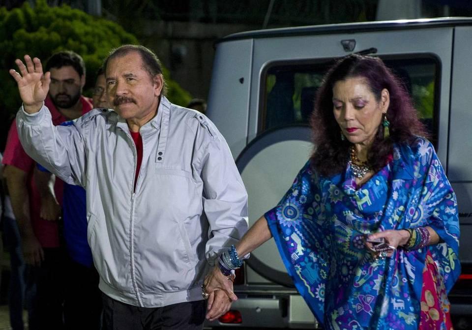 Con más del 71% de los votos, reeligen por tercera ocasión a Daniel Ortega en Nicaragua en cuestionados comicios