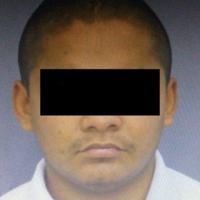 Dan cumplimiento a orden de aprehensión por homicidio contra recluso del Cereso de Chetumal