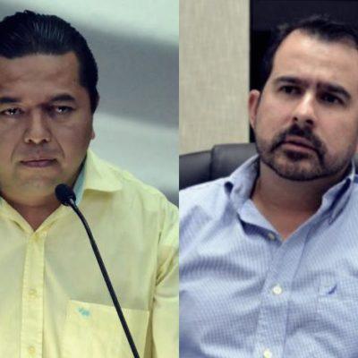"""""""YA LE HE DADO VUELTA A LA HOJA"""": Acepta Emiliano Ramos restitución de Jorge Carlos en el PRD y aboga por buscar alianzas para el 2018"""
