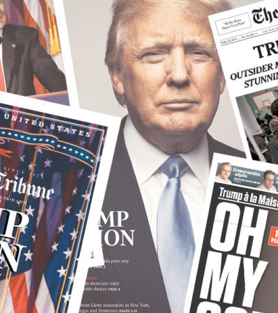 """""""UN TRIUNFO DEL AUTORITARISMO, LA MISOGINIA Y EL RACISMO"""": Medios de EU tratan de entender y explicar la 'tragedia americana' de la entronización de Trump"""