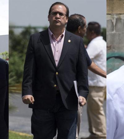 """""""QUE SEA UN EJEMPLO PARA TODOS LOS OTROS DESGRACIADOS"""": Exigen senadores a Javier Duarte que se entregue como Guillermo Padrés"""