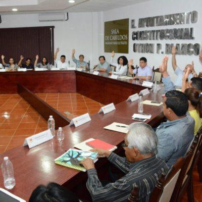 Avalan regidores de OPB reformas constitucionales del ejecutivo estatal para evitar más deuda pública