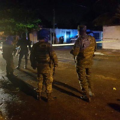 BALAZOS OTRA VEZ EN CANCÚN: Una persona herida tras tiroteo en la Región 101 y persecución en la Avenida Xcaret