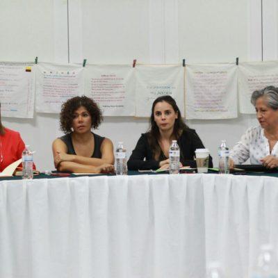 Llaman diputados a trabajar contra violencia de género en Quintana Roo