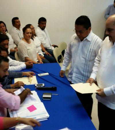 Tras revelación de audios sobre negociación interna, registran 'planilla de unidad' por la dirigencia del PAN