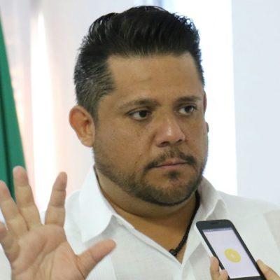 """""""NO SÓLO QUEJARNOS Y SEÑALAR"""": Plantea PAN un plan de trabajo con Alcalde 'verde' para disminuir altos índices de inseguridad en Cancún"""