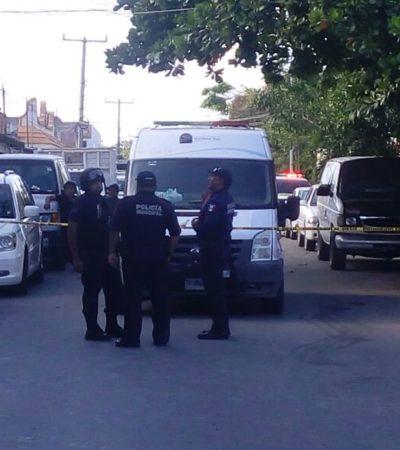 Fallece electrocutado un joven aluminero en la colonia Zacil-Ha de Playa del Carmen
