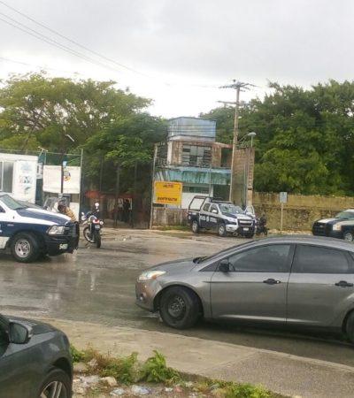 FUGA DE REO EN LA CÁRCEL DE CANCÚN: Recluso salta una barda y escapa, aunque luego lo recapturan; es el caso 15 del 2016