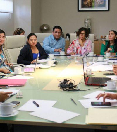 Reconocen ONG's interés de diputados de luchar contra la violencia hacia la mujer